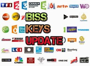 BISS ключи