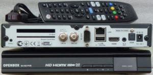 Прошивка для Openbox S4, S6, S9 HD PVR