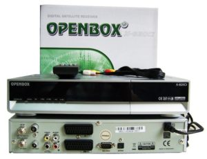 Прошивка OpenBox X-820