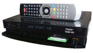 Прошивка для ресивера TIGER T600 HD CA +BISS ключи