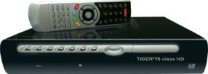 Прошивка и список каналов TIGER T6 class HD