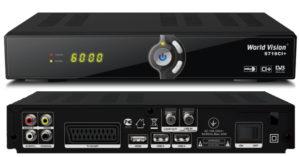 Прошивка World Vision S718 CI+