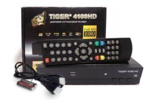Прошивка. Список каналов Tiger 4100 HD
