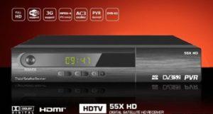 StarTrack 55X HD как войти в эмулятор