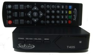 Прошивка для эфирного ресивера Satcom T405, Т410