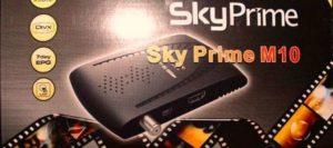 Обзор спутникового ресивера SkyPrime M10 HD